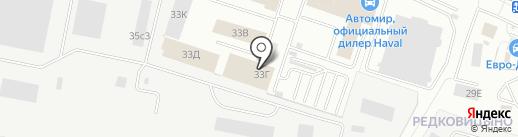 Аналитика на карте Ярославля