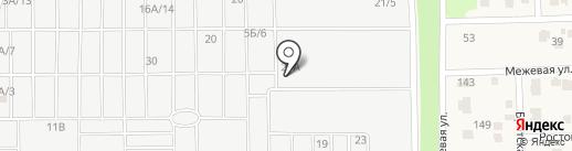 Долмир на карте Янтарного