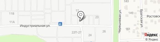 Калейдоскоп на карте Янтарного