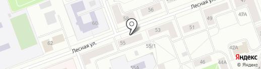 Ваш портной на карте Северодвинска