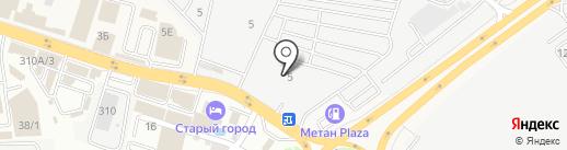 Benzoelektro-shop.ru на карте Янтарного