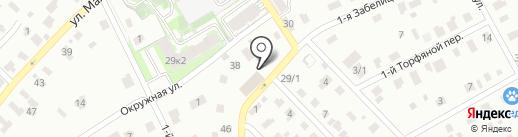 Город 76 на карте Ярославля