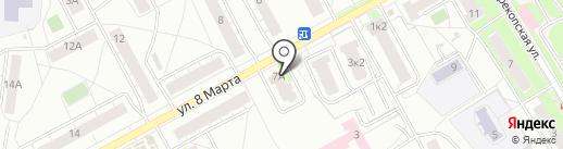 Эко-догма на карте Ярославля