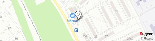Винный магазин №1 на карте Ярославля