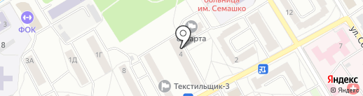 Цветочные истории на карте Ярославля
