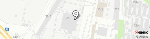 КрепЭлектроСнаб на карте Ярославля