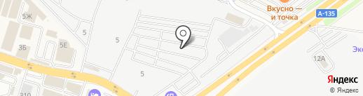 RAZBORKA61, магазин автозапчастей для Audi, Volkswagen, Seat на карте Аксая
