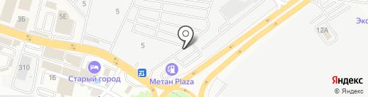 Автостекло 161 на карте Аксая