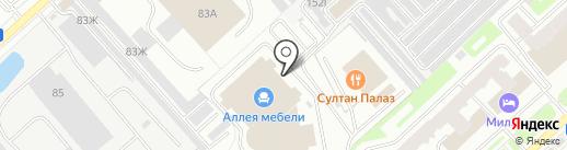 Perinatal на карте Вологды