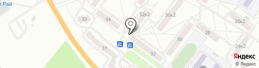 Суши GOOD на карте Ярославля