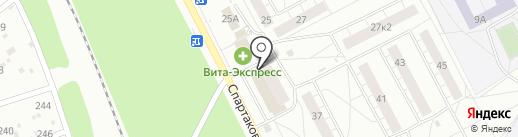 Пили Пиво на карте Ярославля