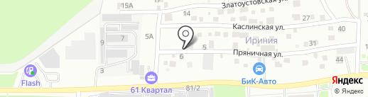 ILLUSION quest house на карте Ростова-на-Дону