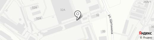 ВологдаТочМаш на карте Вологды