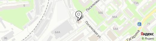 МетаСтрой на карте Вологды