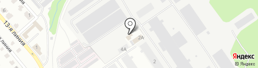 Монарх бизнес клуб на карте Ярославля