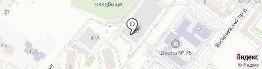 Rzndetailing на карте Рязани