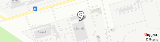 ЭкоПорт на карте Рязани