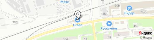 ПиТПЛЮС на карте Вологды