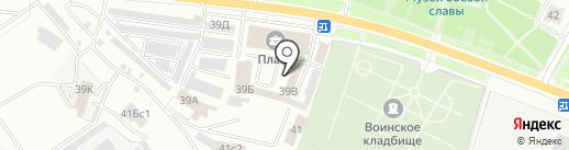 AG Experts на карте Ярославля