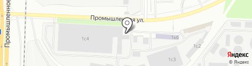 Автоальянс на карте Ярославля