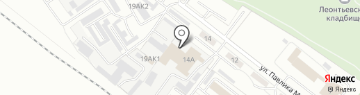 Mebelioza на карте Ярославля