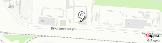 МОТОРИНТЕР на карте Ярославля
