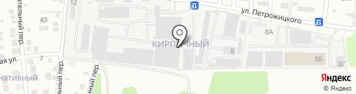 Базис-плюс на карте Ростова-на-Дону