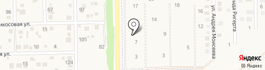 Флора-Сервис на карте Аксая