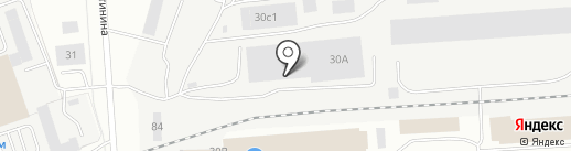 ЛЕКС на карте Вологды