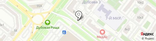 Кухни 24/7 на карте Рязани