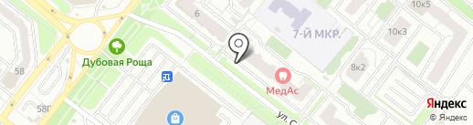 Frezia-Art на карте Рязани