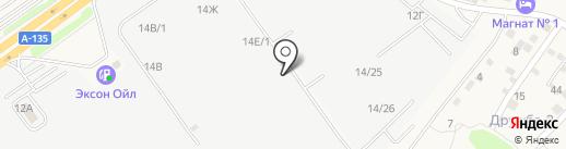 Pkiv.ru на карте Аксая