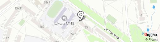 Магазин канцелярских товаров на карте Ярославля