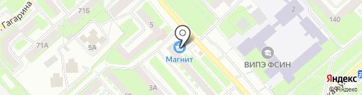 Fort-Авто на карте Вологды