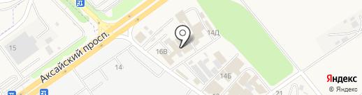 ТентСервисРостов на карте Аксая