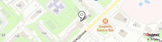 СтройТеплоИзоляция на карте Вологды