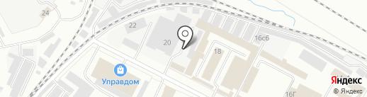 МаксиГео на карте Ярославля