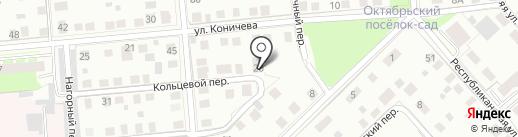 Независимая автоэкспертная компания на карте Вологды