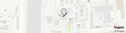 Техэксперт на карте Ярославля