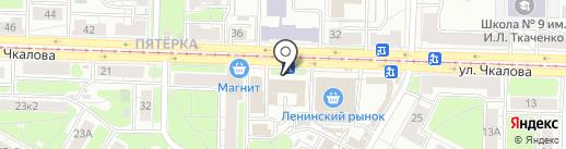 Волна, МУП на карте Ярославля