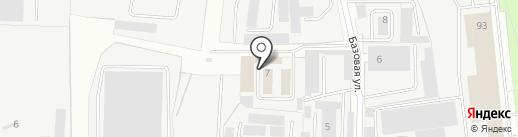 Ярметалл на карте Ярославля