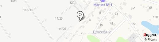 Kerama Marazzi на карте Аксая