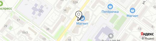 ТЕЛО на карте Ярославля