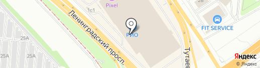 Tubet на карте Ярославля
