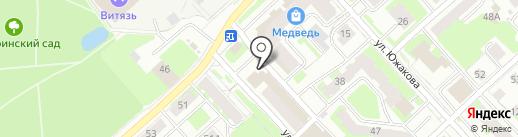 РемКомп на карте Вологды