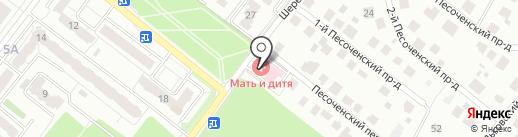МД Сервис на карте Рязани