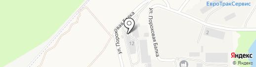 Атриум на карте Аксая