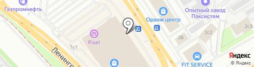 Alliance Shoes на карте Ярославля