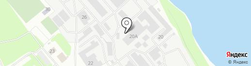 Партнер на карте Ярославля