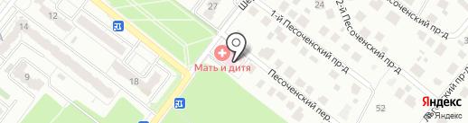 МД Сервис Рязань на карте Рязани
